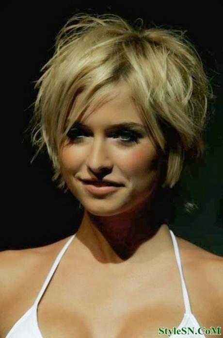 Great short haircuts for women 2014