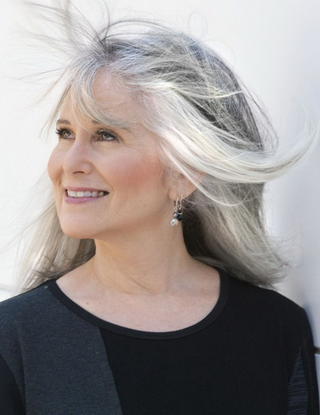 Grey Hair Styles Hairstyles For Women Over 50