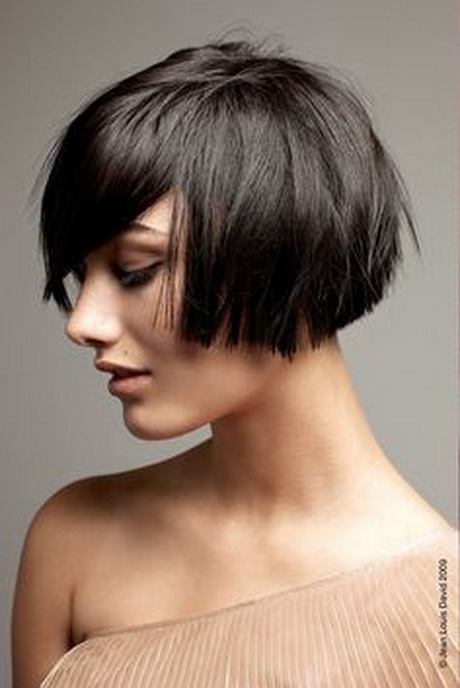 Growing out short hair styles