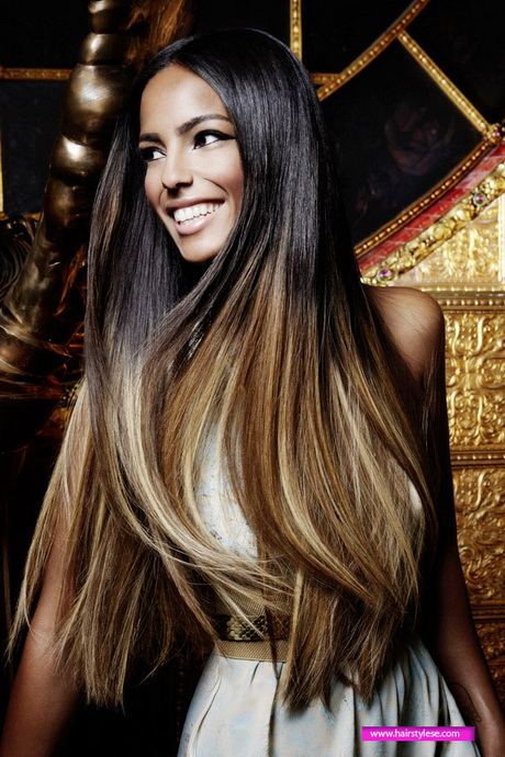 Excellent Black Ombre Hair 460 x 690 · 148 kB · jpeg