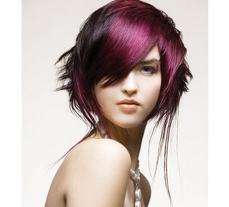 Hair design for Mizu hair salon nyc