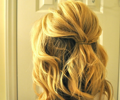 hair ideas for wedding guest