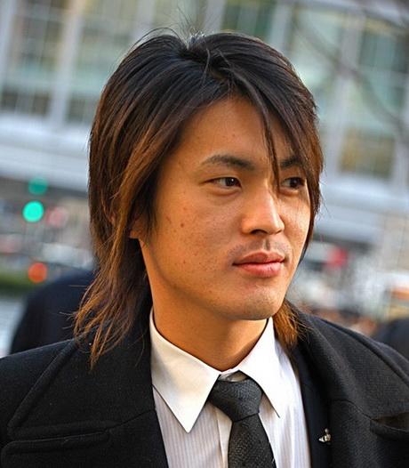 Haircut for asian guys