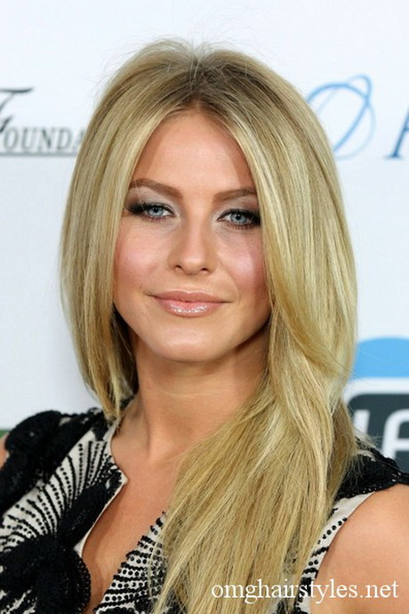 Cute hairstyles for long straight blonde hair