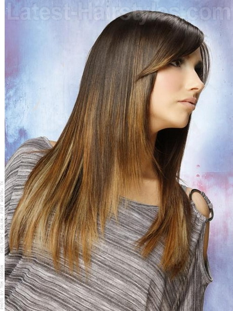 Haircuts For Long Thin Straight Hair