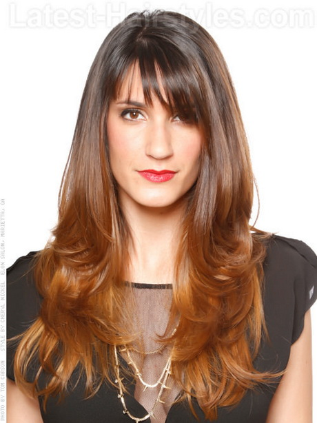 Haircuts For Long Thin Straight Hair