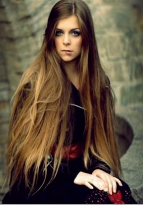 long straight hairstyles styles eye