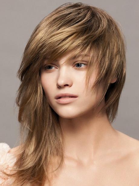 Medium haircuts for woman