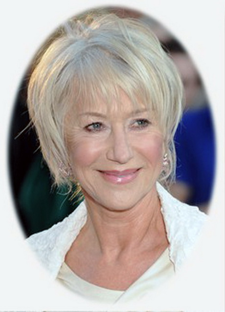 Hairstyles for Women Over 60 Short Hair