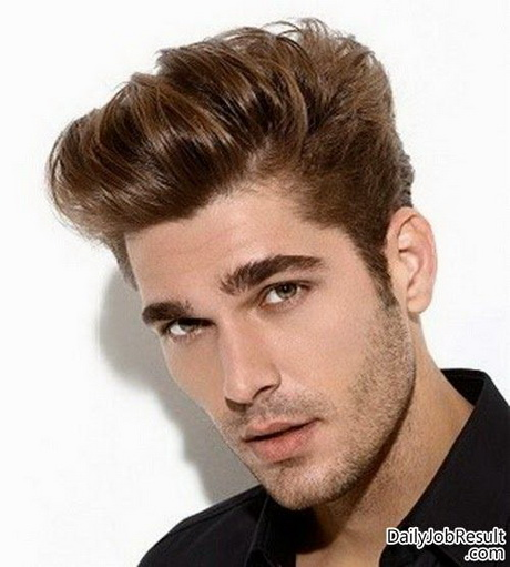 Hair Style Boys Photos : Beautiful Eid Hair Style For boys Mens 2015
