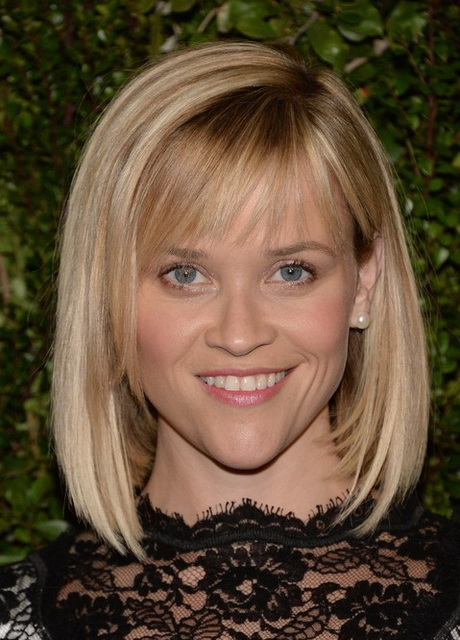 17 Medium Length Bob Haircuts for 2015: Short Hairstyles for Women and ...