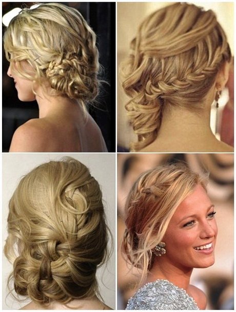 Nice Hairstyles For A Wedding Guest : Curly hairstyles for a wedding guest