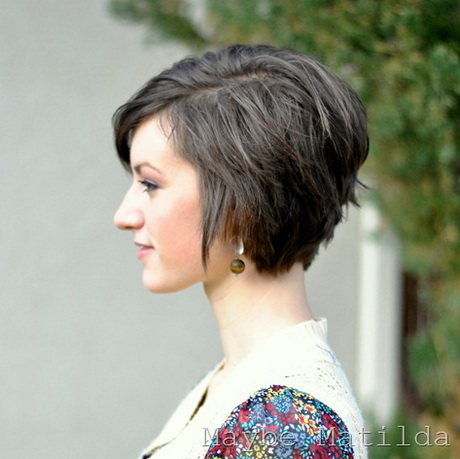 Styles For Growing Out Short Haircuts