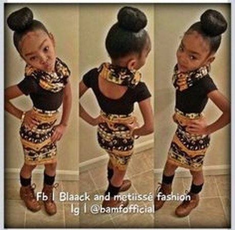 black relaxed hairstyles : Little Black Girls Hairstyles Little Black Girls Hairstyles 2013 ...