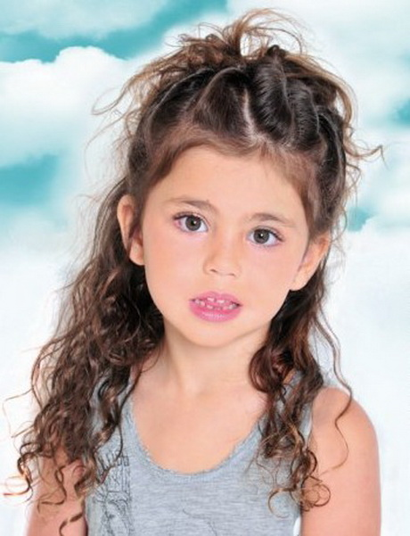 Hairstyles For Long Hair Little Girl : Hairstyles for kids cool easy
