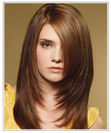Long Hair For Round Faces : Hairstyles for long hair and round faces