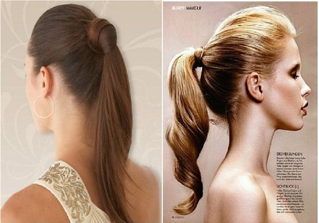 Easy Hair Styles for Women with Long Hair The ponytail is probably ...