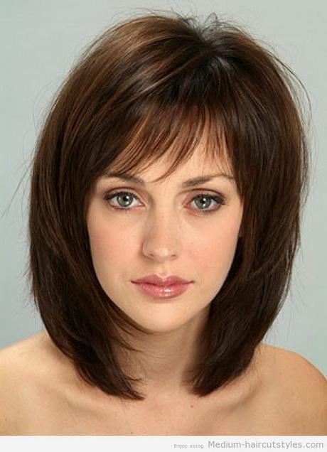 Hairstyles For Medium Length Hair 2014