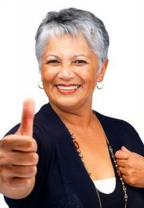 short hairstyles for gray haired woman excellent Short Hairstyles For ...