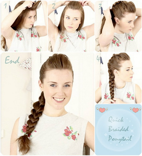 Hairstyles For Short Hair For School