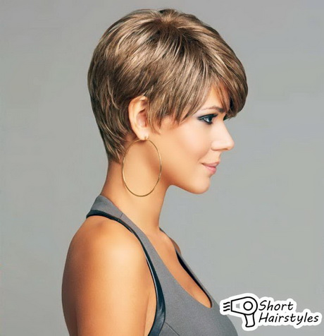 Latest Hairdo For Ladies : Hairstyles for short hair women 2015