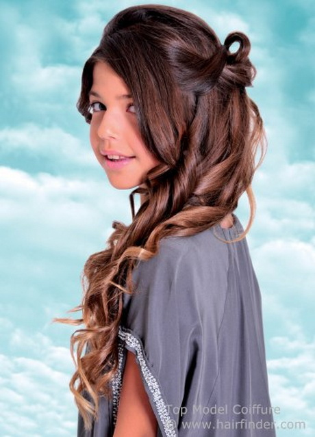 Hairstyles For Teenage Girls With Long Hair