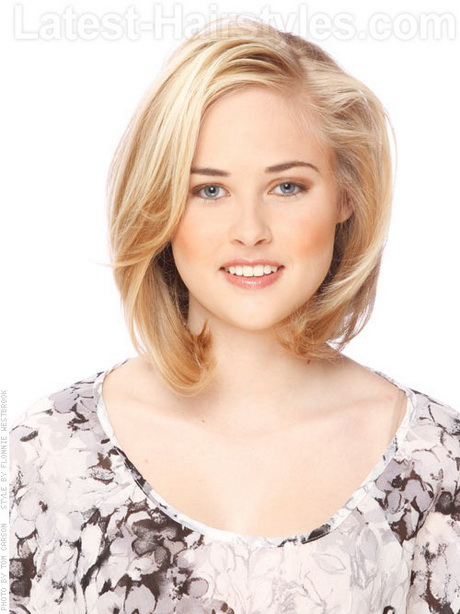 Hairstyles for thin medium length hair