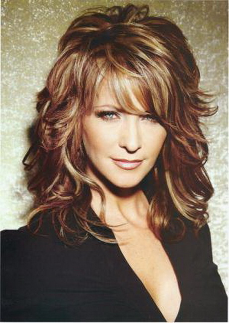 Hairstyles For Women Over 40 With Fine Hair