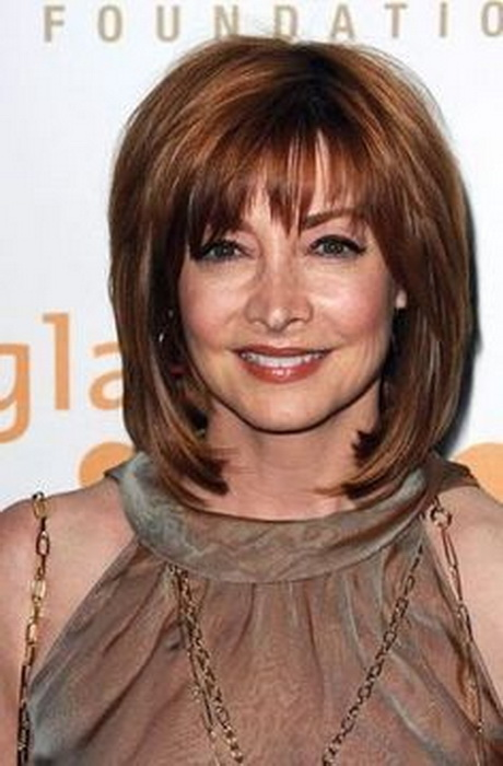 Hairstyles For Short Hair Over 55 : Hairstyles For Over 55 blackhairstylecuts.com