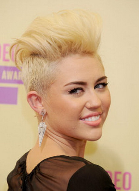 Shaved Head Celebrity Hairstyles Short Hairstyle
