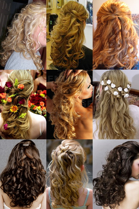 Half Up Half Down Hairstyles For Long Hair