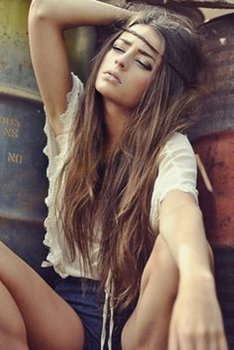 hollywood hairstyle : Short Hippie Hairstyles YouQueen