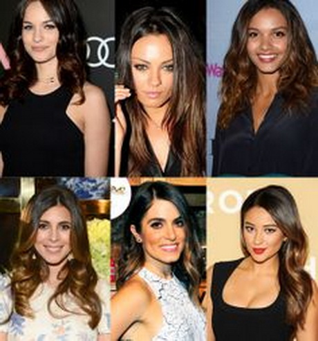 hottest hair color for 2014
