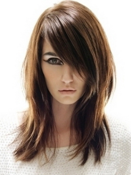 how to ask for layers on haircut
