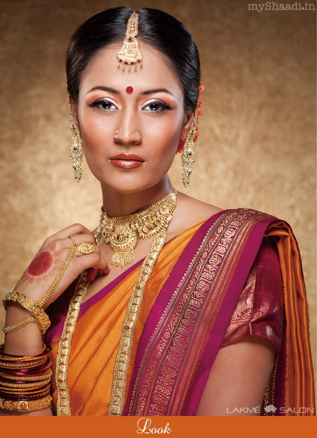 hair jewellery for indian brides