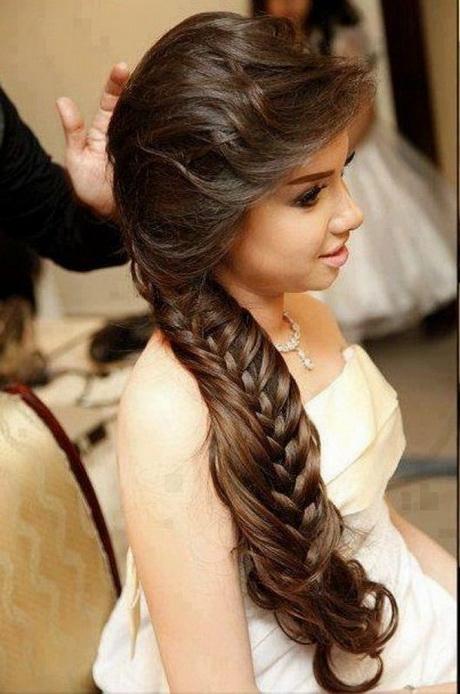 Indian Wedding Hair Style