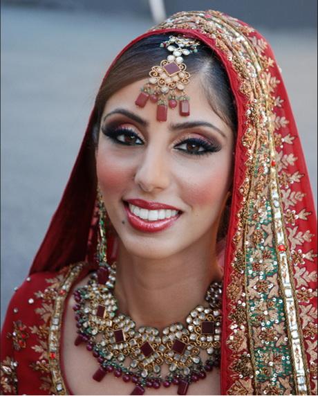 Hindu Bridal Makeup Pictures : Indian wedding makeup