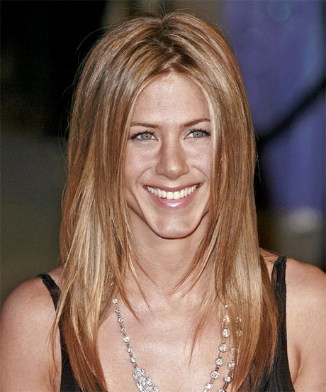 Jennifer Aniston New Hairstyles 2014