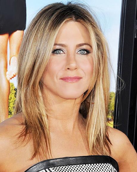 Jennifer Aniston Layered Haircut