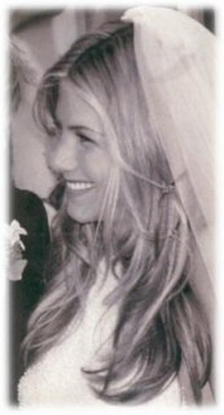 Jennifer Aniston Wedding Hair
