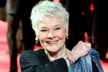 Judy Dench Haircut Instructionsjpg Picture