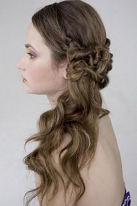 Junior Prom Hairstyles
