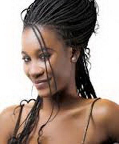... you get your hair braided. Kinky twist synthetic Kanekalon hair