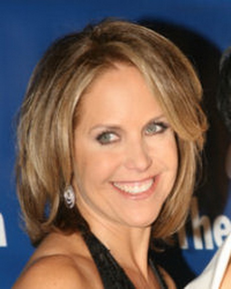 Katie Couric Bob Hairstyle