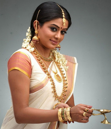 Kerala bridal hairstyle s : Kerala bridal hairstyle