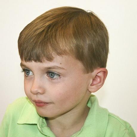 Kid haircuts