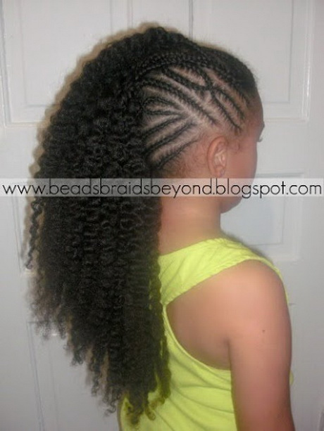 Kids Braids Hairstyles