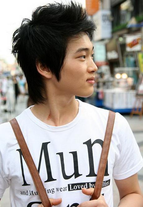 Korean Haircuts