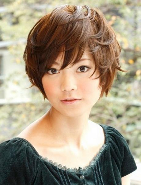 korean short hairstyle for women