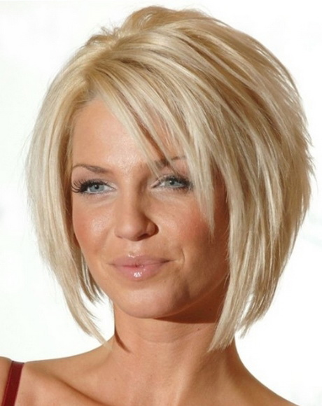 Latest Hair Cut For Ladies : Latest short hairstyles for women 2015